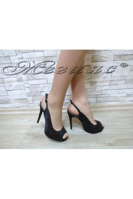 Lady sandals Jeniffer 18s20-116 black