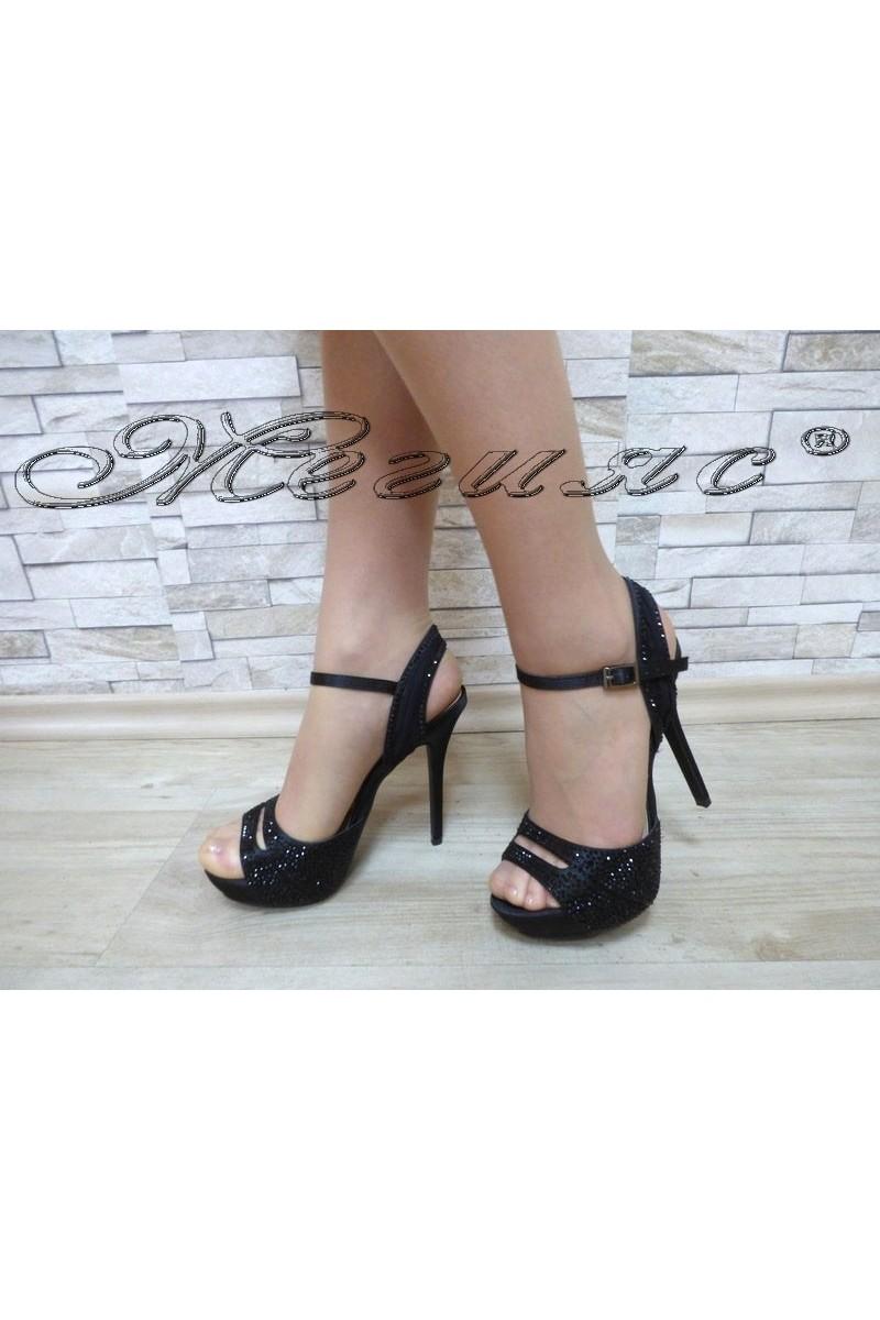 Lady sandals Jeniffer 18s20-57 black