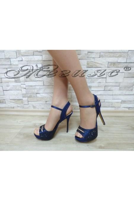 Lady sandals Jeniffer 18s20-57 blue