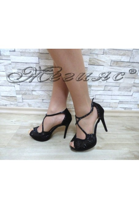 Lady sandals Jeniffer 18s20-121 black