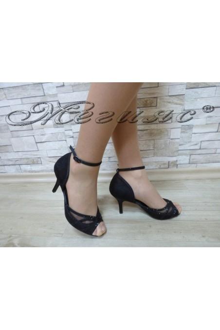 Lady sandals Jeniffer 18s20-115 black