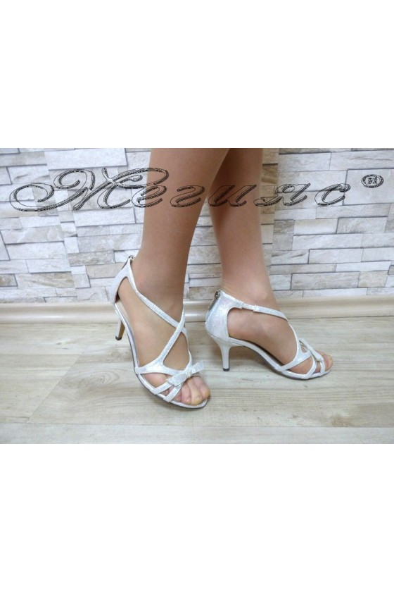 Lady sandals Jeniffer 18s20-114 champagne