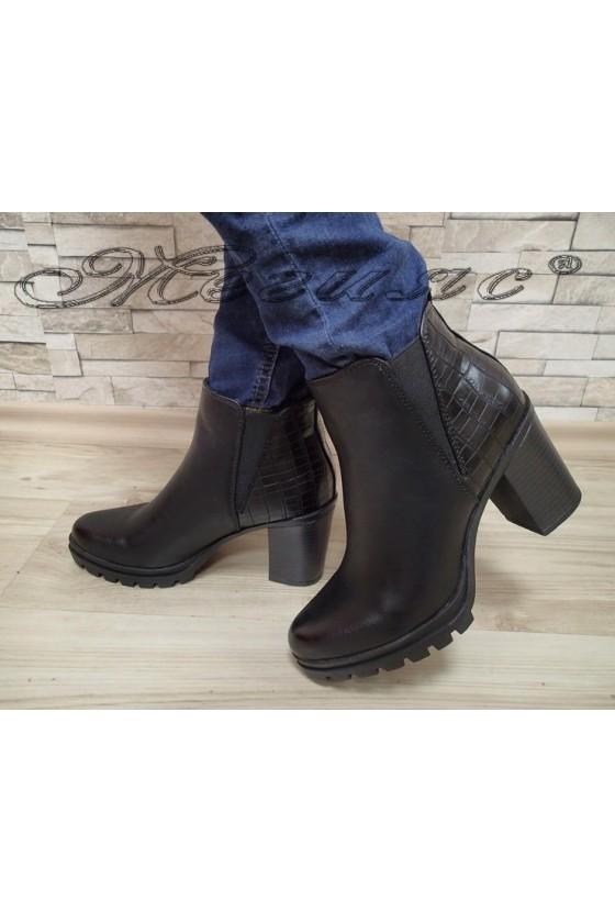 Lady boots 20W17-279 black