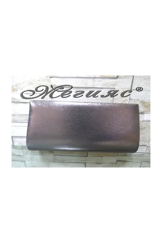 457/425 Дамска официална чанта цвят графит
