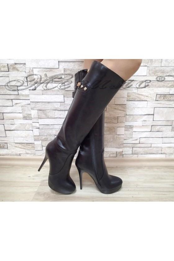 Lady boots Carol 20W17-120 black