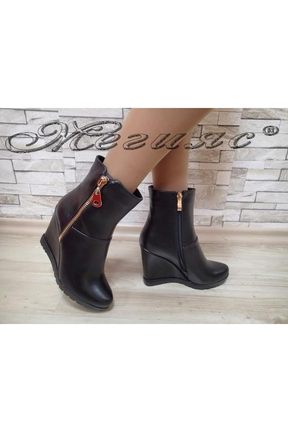 Lady boots SUN 20W17-07 black