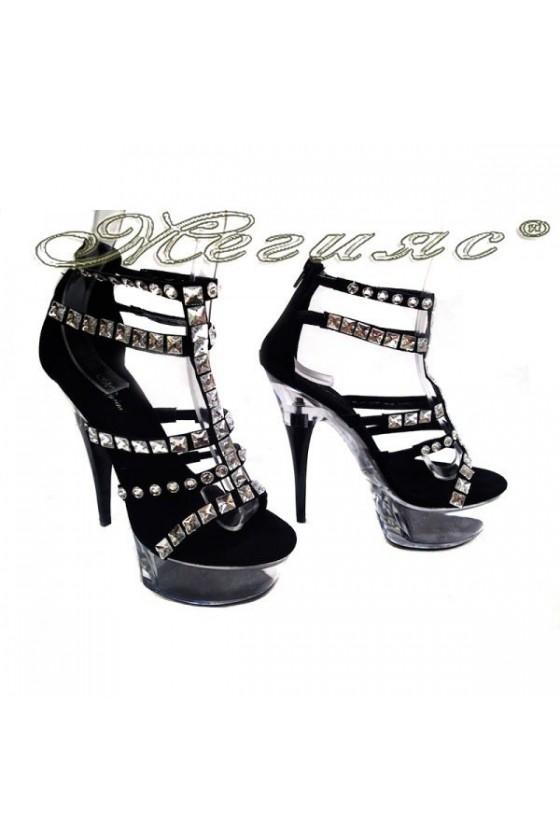 Дамски сандали Hinso-17