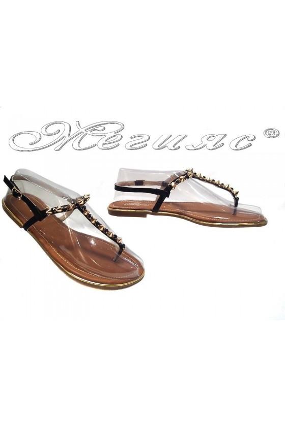 Дамски сандали Grace 114-9 черни