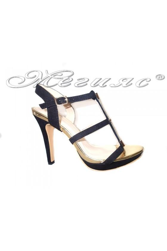 Lady sandals leo 114-474