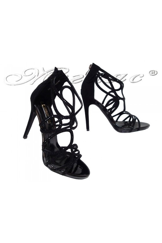Lady shoes JENIFFER 2016-240 black