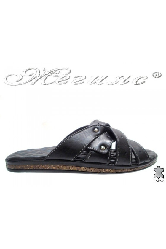 men's sandals 241 black