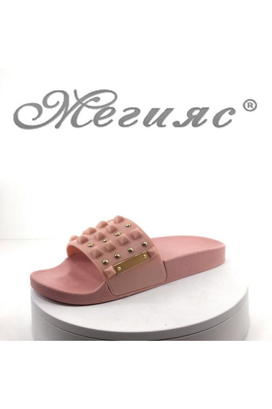 Lady sandals 10-4 pink