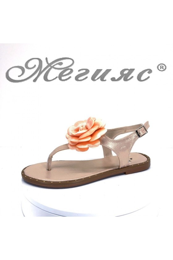 Lady sandals 170 pink pu