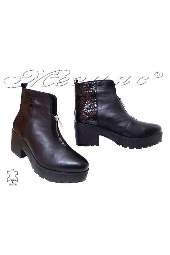 Lady boots 271-2096 black...