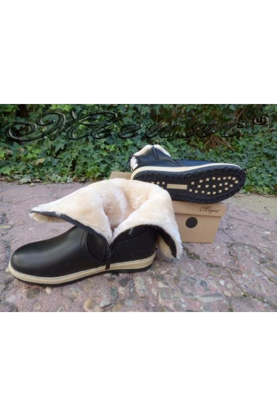 VENUS  19-1653 Women boots black pu