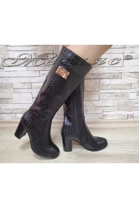 Lady boots Carol 20W17-143 black