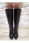 Дамски ботуши Carol 20W17-117 black