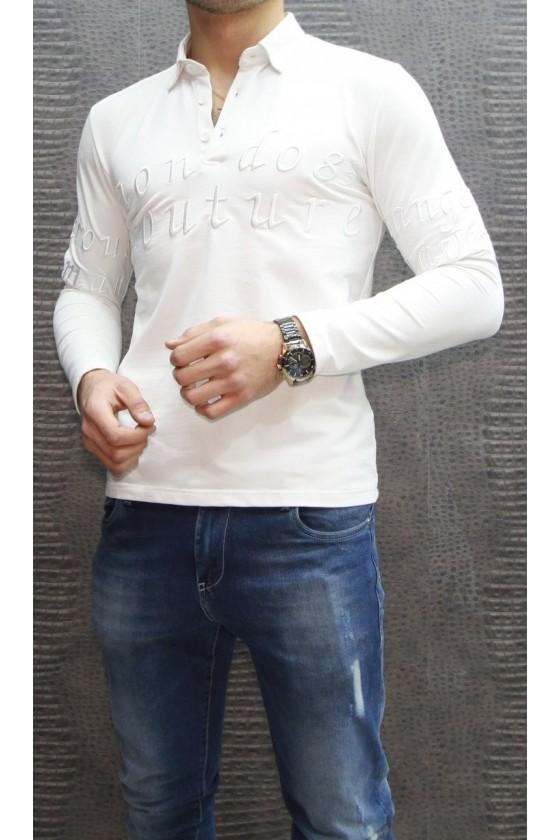 9901 02 WHITE SHIRT