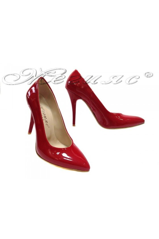 Shoes 162 red
