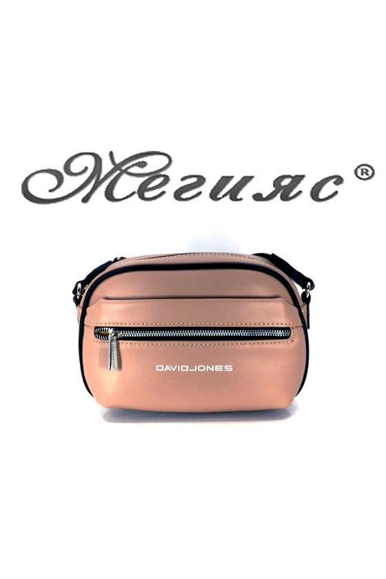 6208 Lady sport bag beige pu