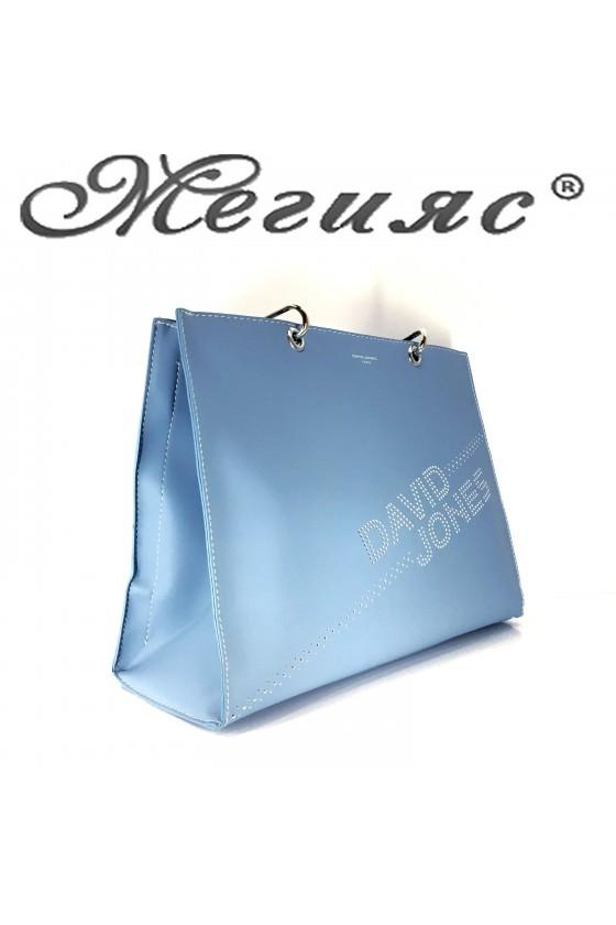 6223 Lady bag lt blue pu