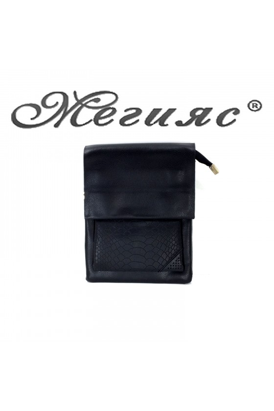 3012 men bag black pu