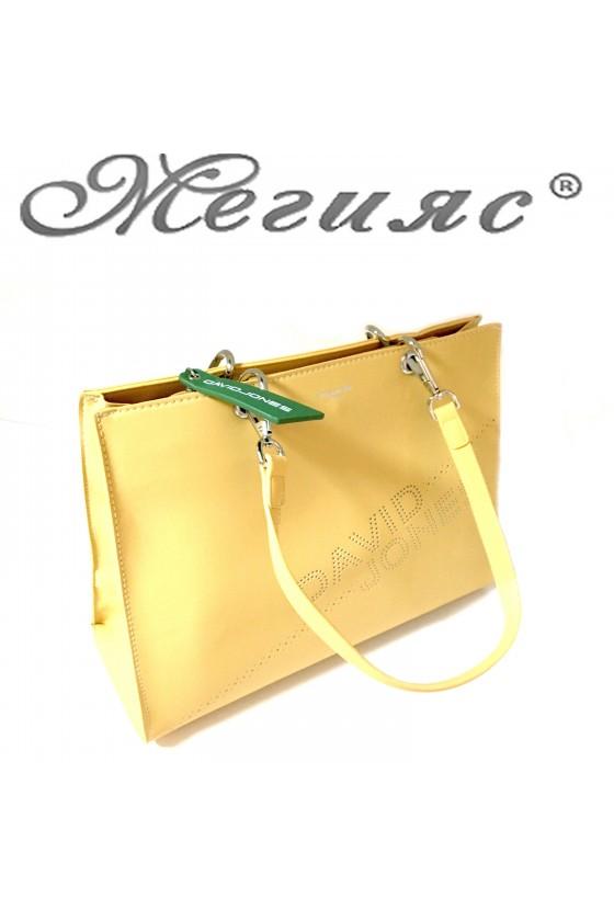 6223 Lady bag yellow pu