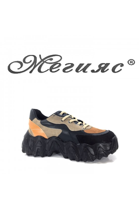 02-1 Lady sports shoes