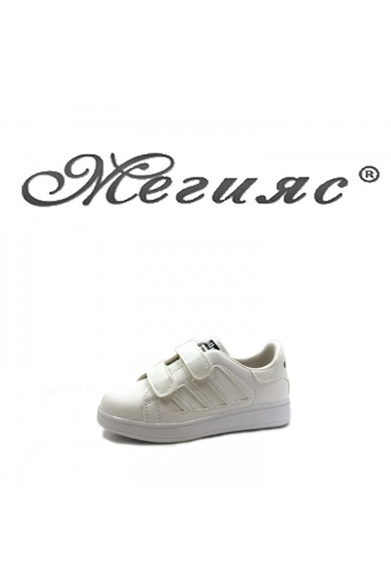 0050 Children's shoes white