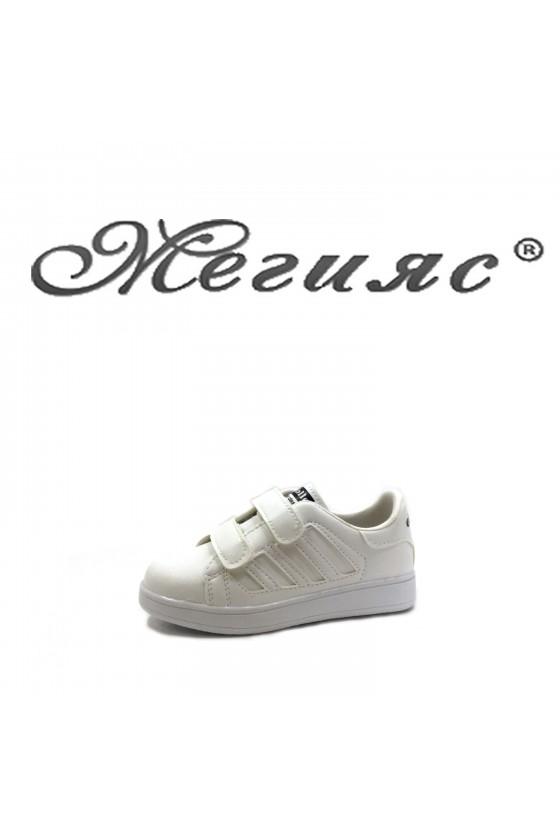 0050 Children's shoes white