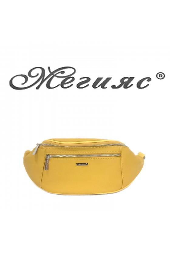 """5652 Дамска чанта за кръста""""банан"""""""
