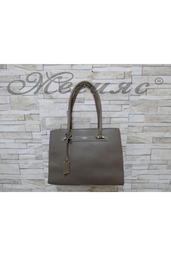 3503 Lady bag khaki pu