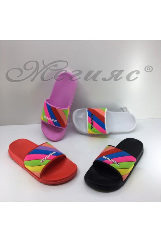 11-М Lady flip flops