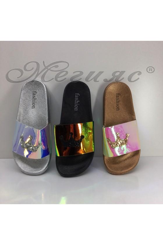 806 Lady flip flops