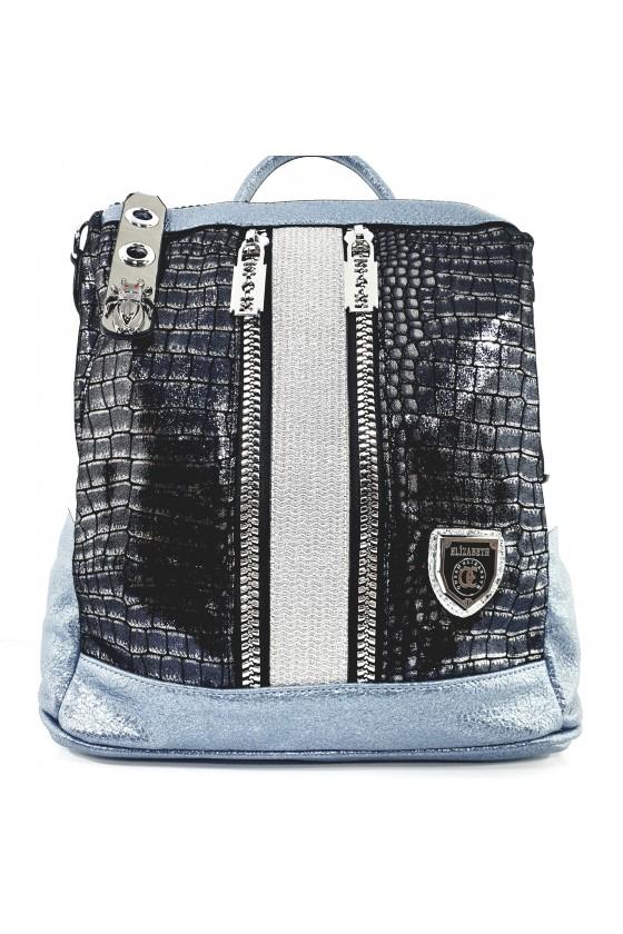 476-03 Lady bag lt blue
