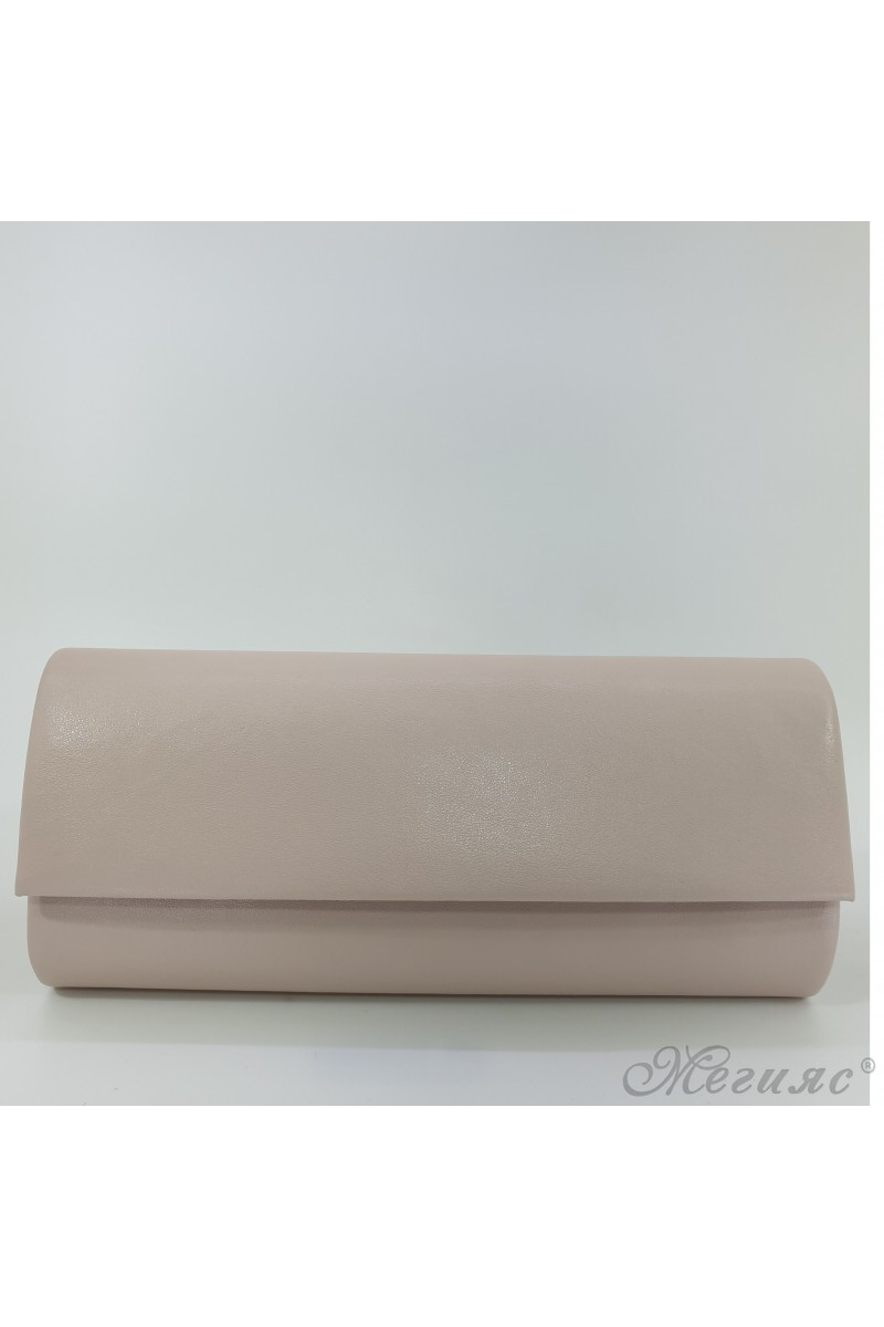 Дамска чанта 373 бежова от еко кожа