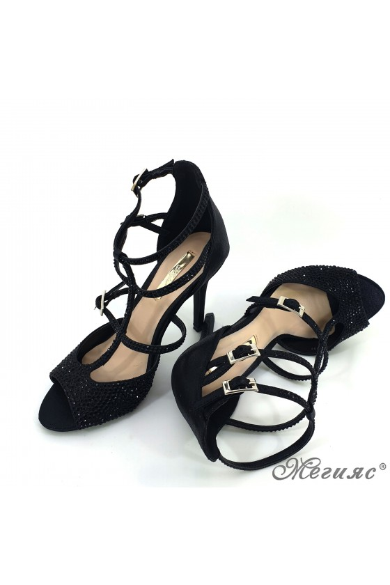 Lady sandals Jeniffer 18s20-51 black