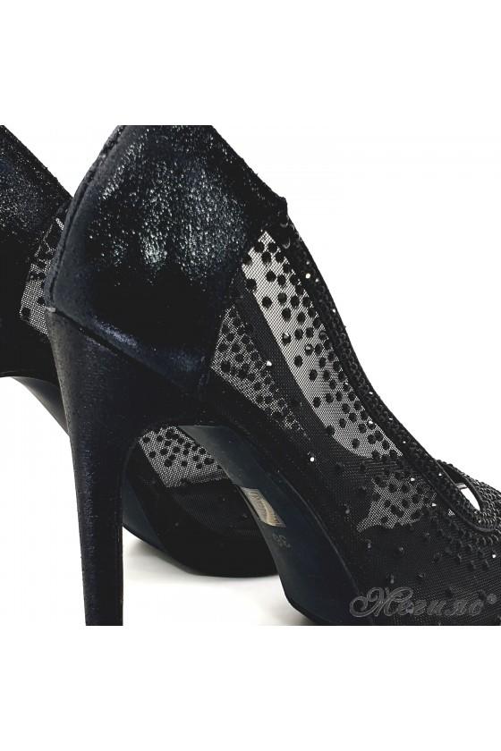 Lady shoes Jeniffer 18s20-124 black