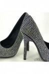 Дамски обувки TINA 114-304 черни