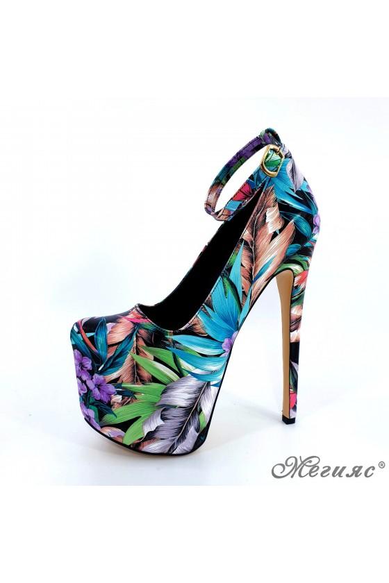 08-227 Women elegant shoes...