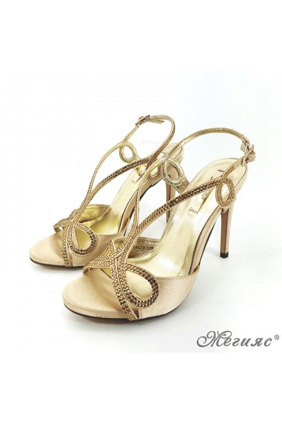 Lady sandals Jeniffer  18s20-128 beige