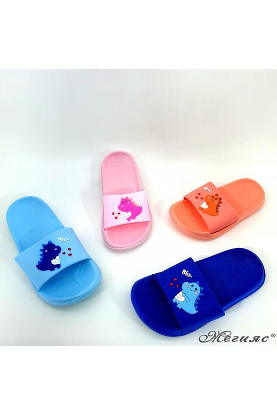 Детски джапанки  цветове 2257
