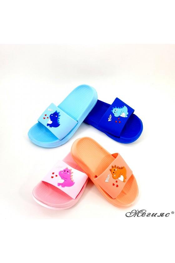Children's slippers  2257