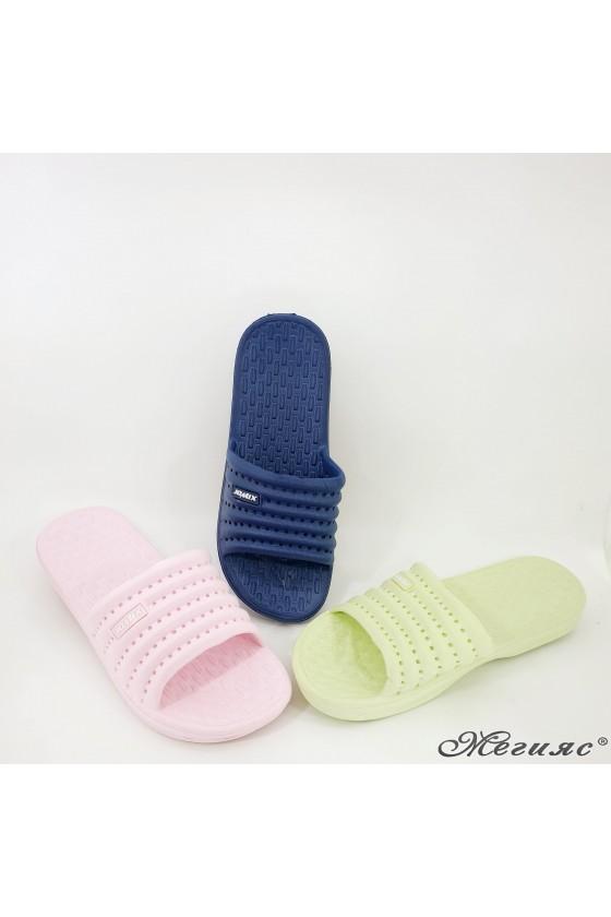 Lady flip flops 4653