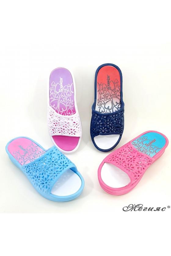 Lady flip flops 2210