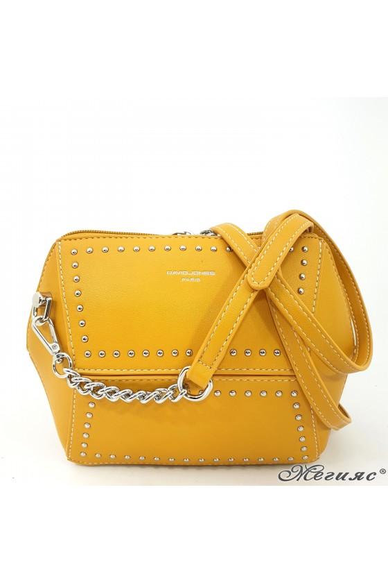 Дамска чанта еко кожа 5605