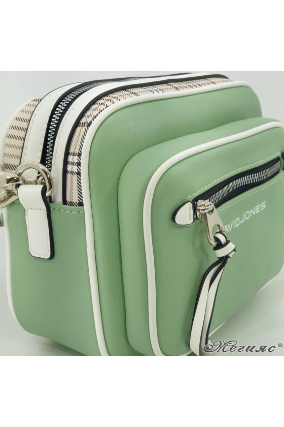 Lady bag green 6282