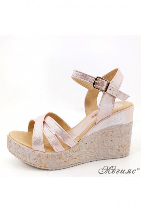 Lady sandals pudra 2003