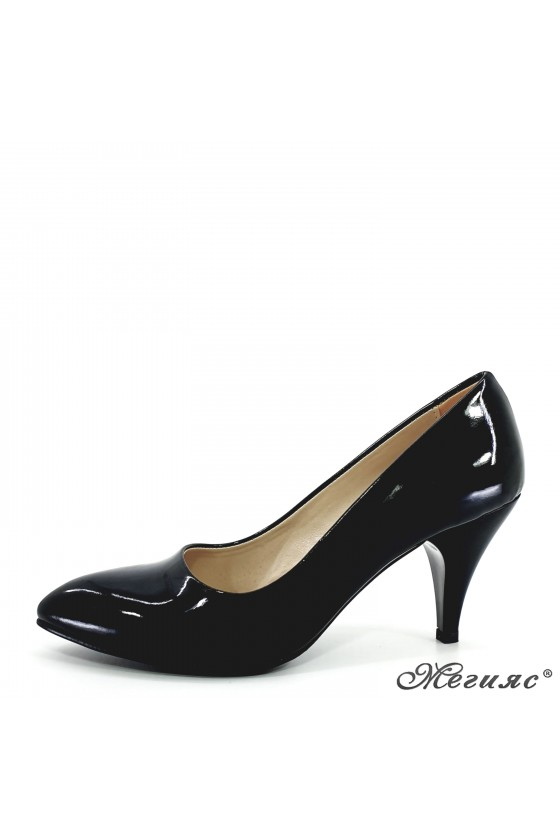 Дамски обувки от еко кожа с...