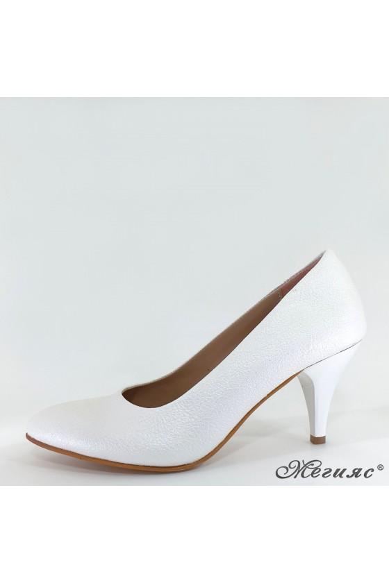 Дамски обувки от мачкана...